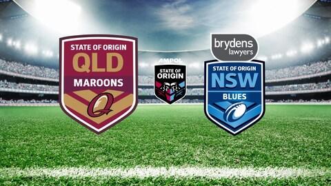 Women's State of Origin - Queensland vs. New South Wales 2021-06-25 seriesList