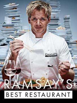 Ramsay's Best Restaurant dcg-mark-poster