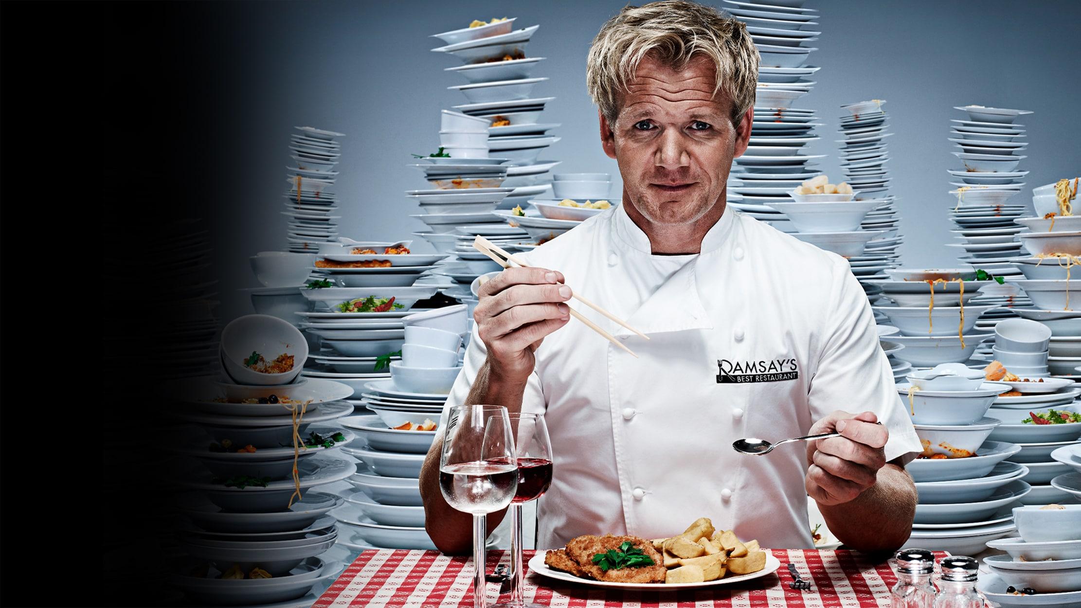 Ramsay's Best Restaurant seriesDetail