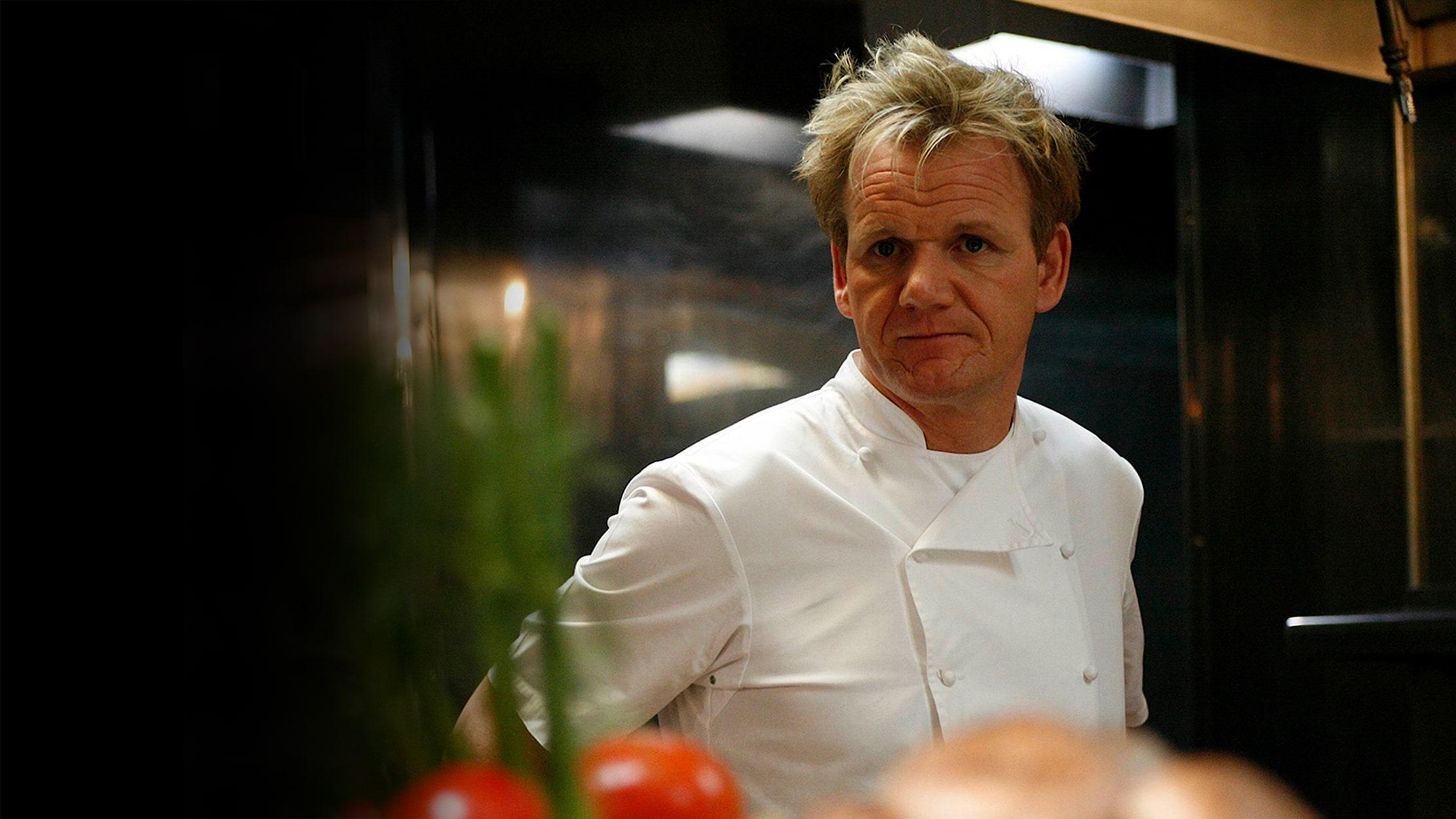 Ramsay's Kitchen Nightmares seriesDetail