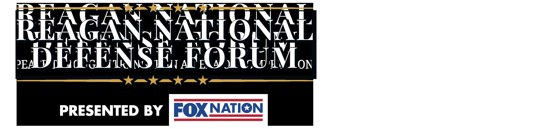Reagan National Defense Forum Panel