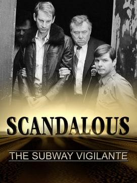 Scandalous: Subway Vigilante dcg-mark-poster
