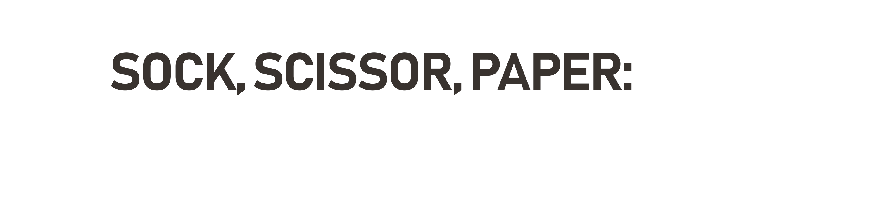 Sock, Scissor Paper: The Sandy Berger Caper