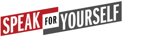 Speak for Yourself logo