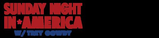 Sunday Night in America With Trey Gowdy logo
