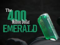 The 400 Million Dollar Emerald