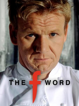 The F Word dcg-mark-poster