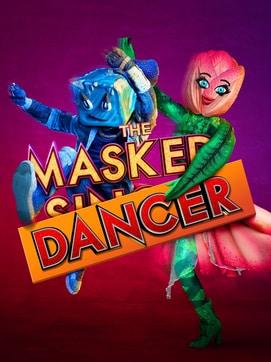 The Masked Dancer dcg-mark-poster
