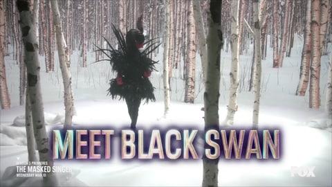 The Masked Singer S4 Meet Black Swan 2021-02-26