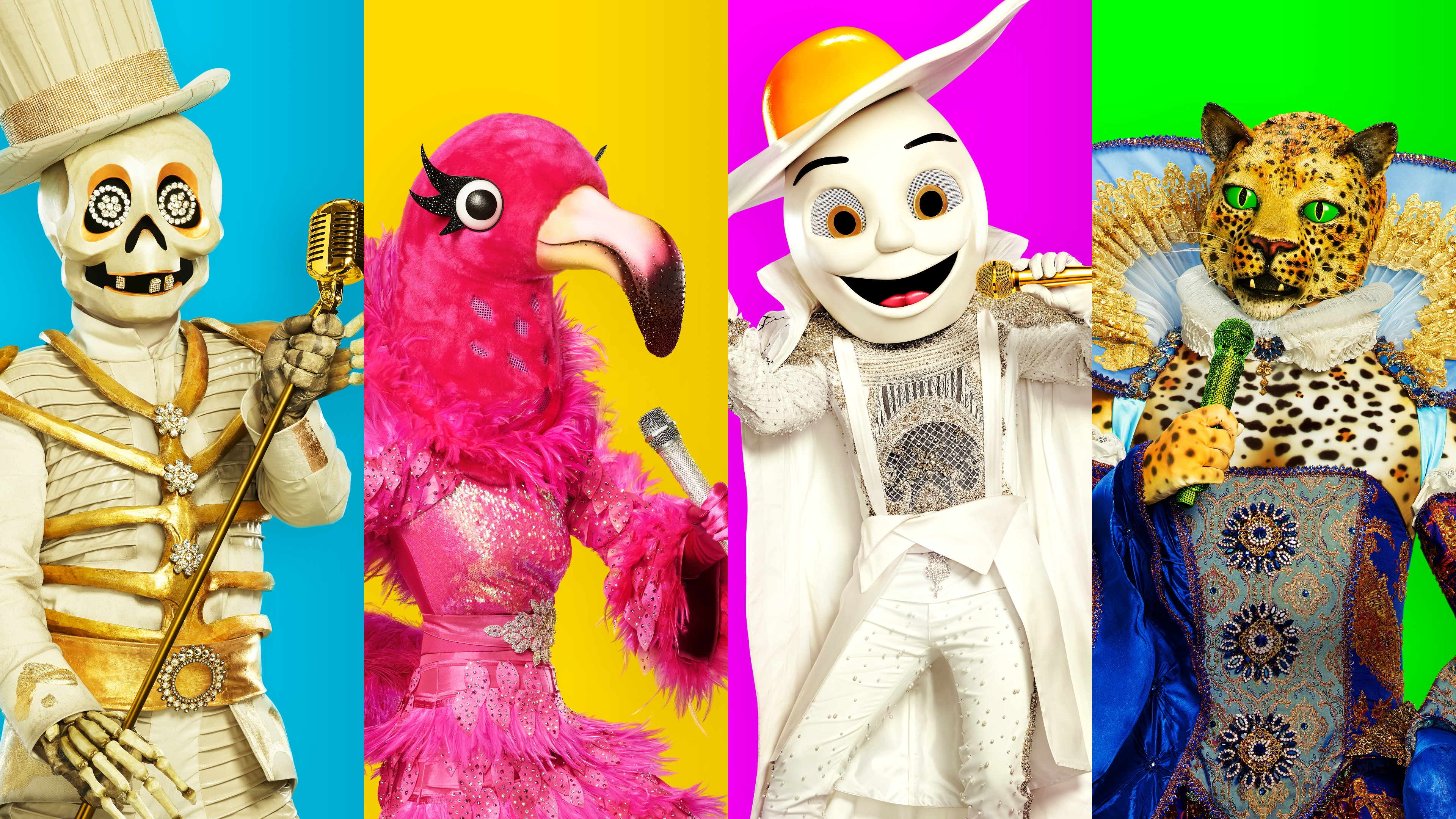 Watch Full Episodes | The Masked Singer Season 1 on FOX