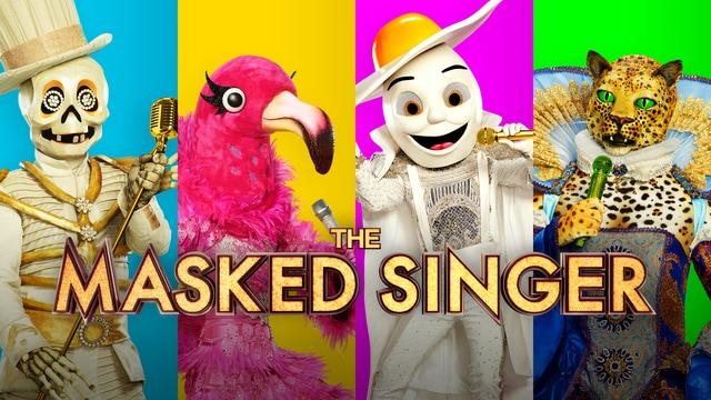 The Masked Singer on Free TV App