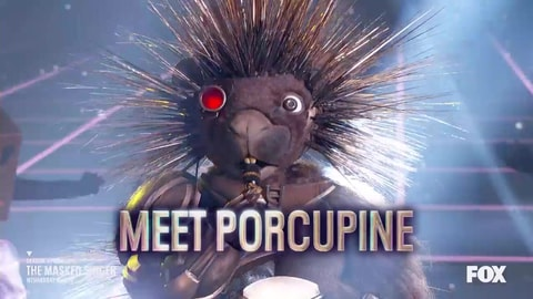 The Masked Singer S4 Preview: Meet Porcupine 2021-02-25