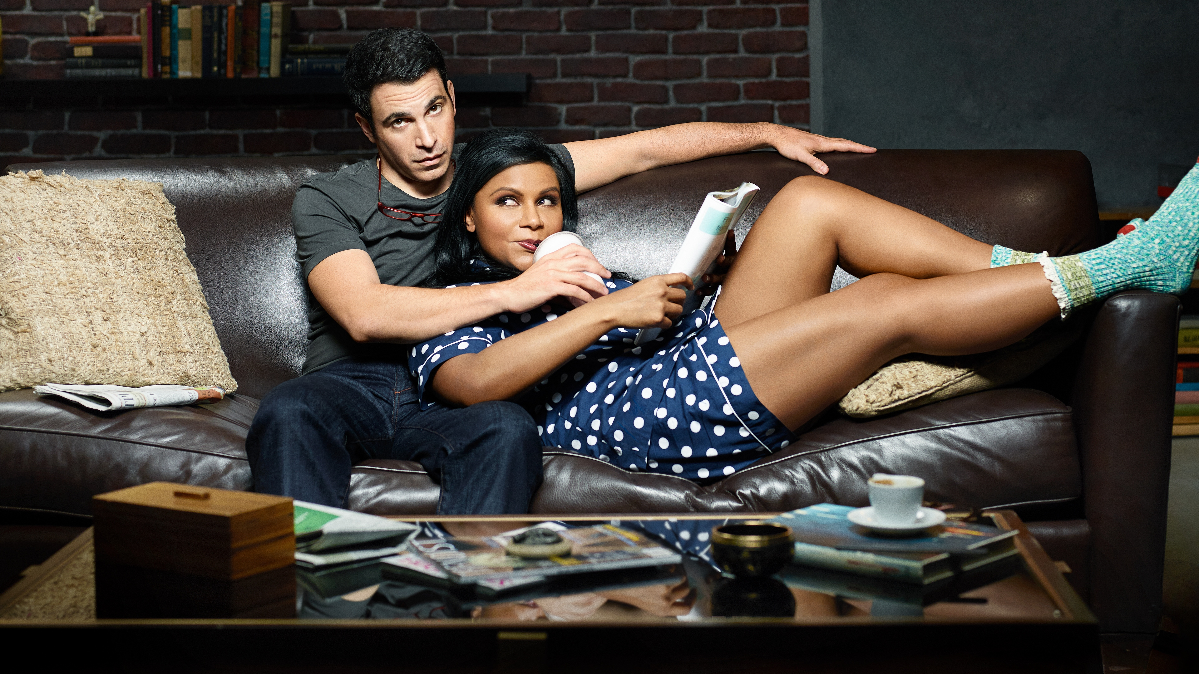 the mindy project starring mindy kaling on fox