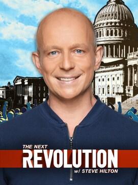 The Next Revolution With Steve Hilton dcg-mark-poster