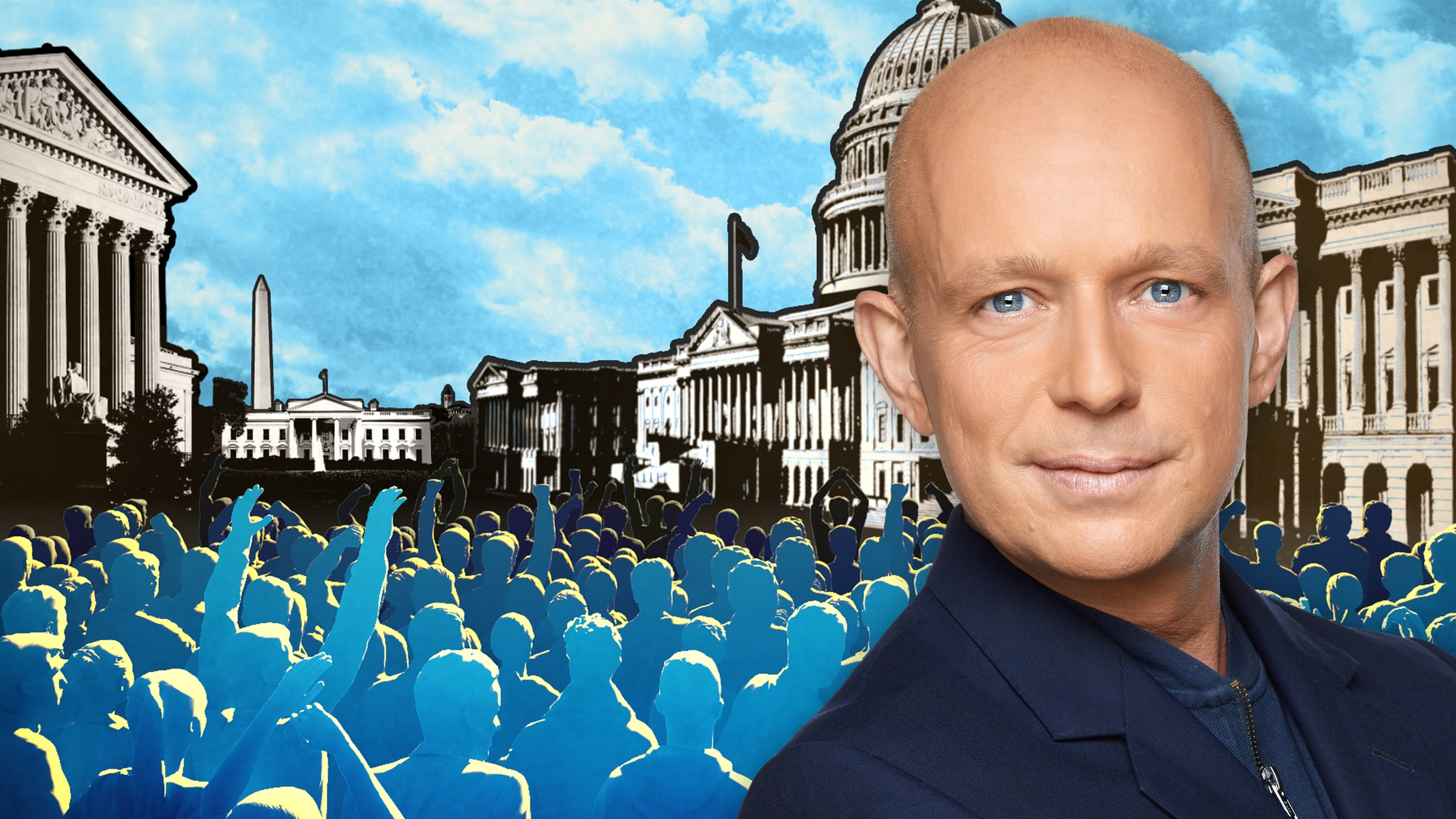 The Next Revolution With Steve Hilton seriesDetail