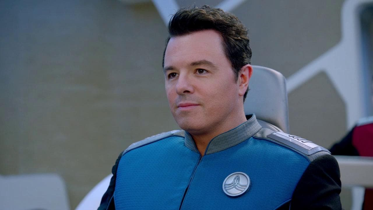 Watch Full Episodes of The Orville Starring Seth MacFarlane