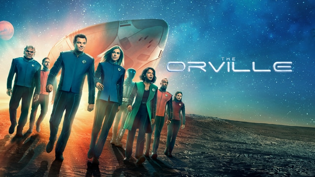 The Orville on Free TV App