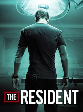 The Resident dcg-mark-poster