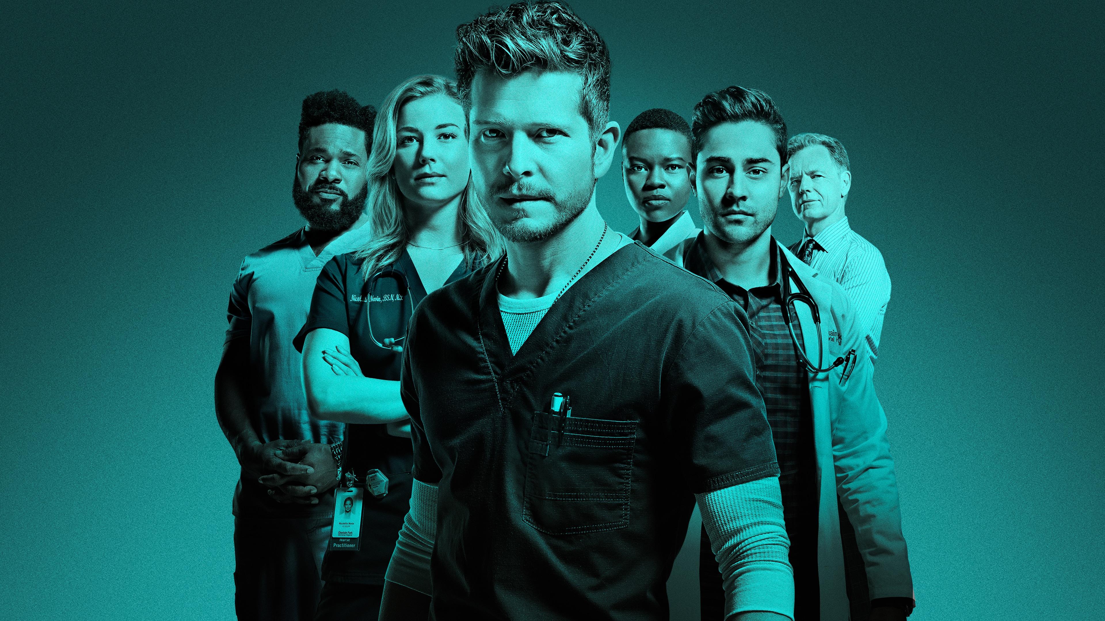 Watch Full Episodes of The Resident Starring Matt Czuchry on FOX
