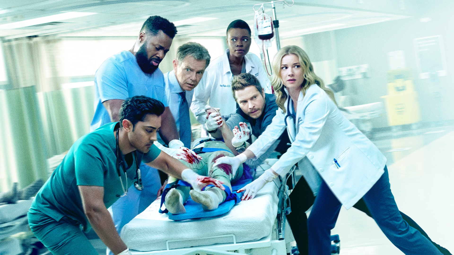 Watch Full Episodes of The Resident Starring Matt Czuchry on