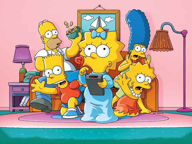 watch the simpsons online free stream tv