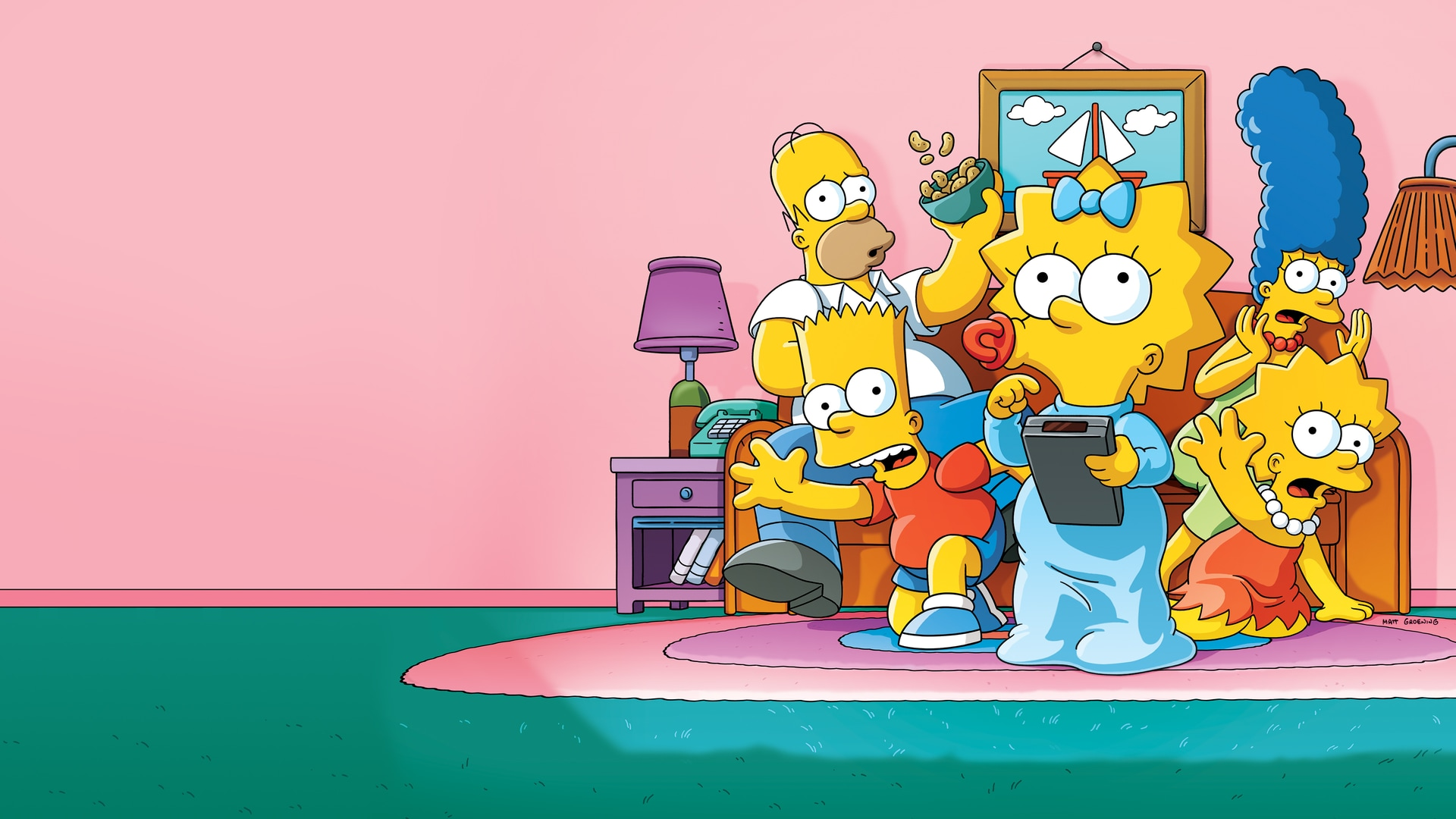 Watch Full Episodes  The Simpsons On Fox-1118
