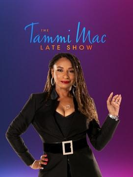 The Tammi Mac Late Show dcg-mark-poster