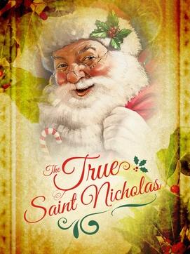The True Saint Nicholas dcg-mark-poster