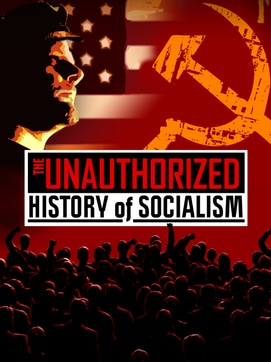 The Unauthorized History of Socialism dcg-mark-poster