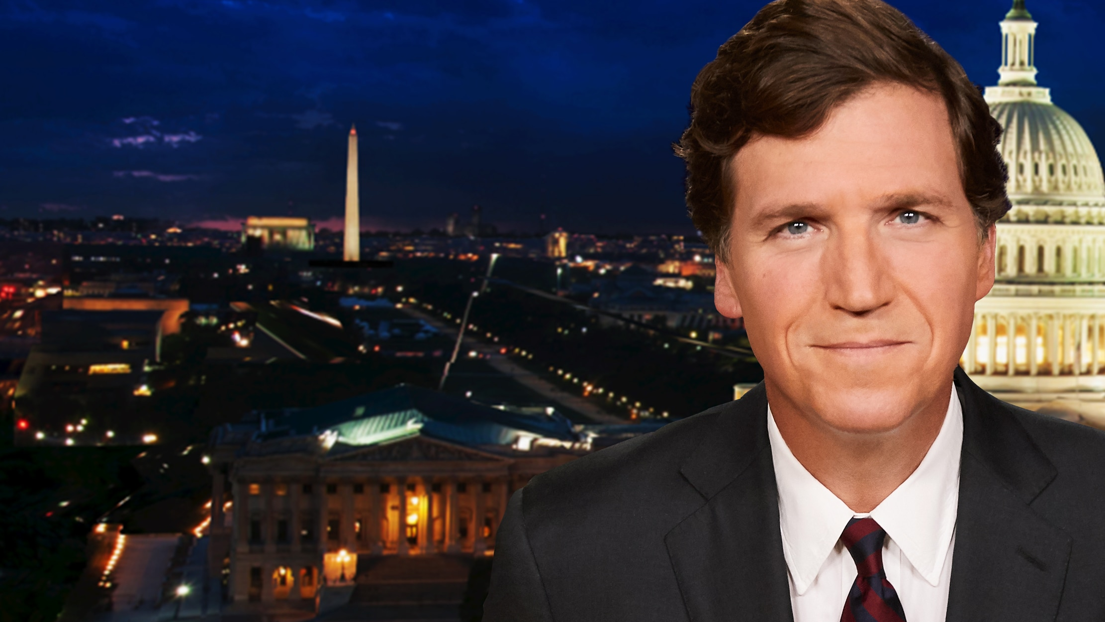 Tucker Carlson Tonight seriesDetail