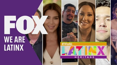 #TVForALL We Are LatinX! 2021-09-11