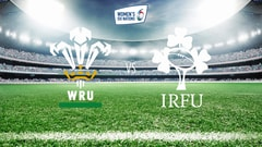 WOMEN'S SIX NATIONS RUGBY - Wales vs Ireland