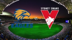 AFL Premiership Football - West Coast Eagles vs. Sydney Swans