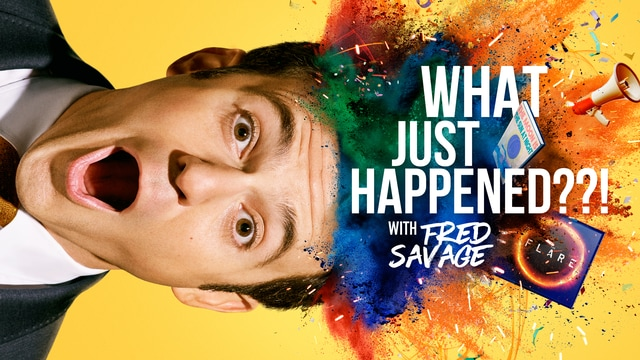 What Just Happened??! with Fred Savage on FREECABLE TV