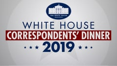 White House Correspondents' Dinner 2019