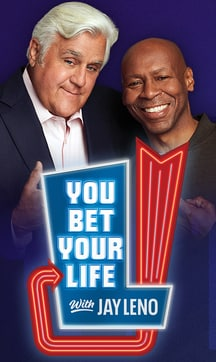 You Bet Your Life With Jay Leno Special dcg-mark-poster
